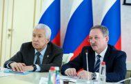 Владимир Васильев принял участие в заседании НАК