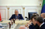 Владимир Васильев заслушал информацию о мерах по ликвидации вспышки ОКИ в Кизляре