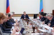 Артем Здунов: «В 2020 году планируется достроить 149 социальных объектов»