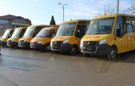 Шесть школ Сергокалинского района получили новые автобусы