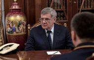 Новым полпредом президента России в СКФО станет Юрий Чайка