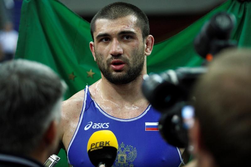 Билял Махов сдал на турнире в Риме положительную допинг-пробу