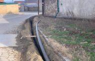 В Избербаше начали прокладку нового водопровода длиной 700 метров