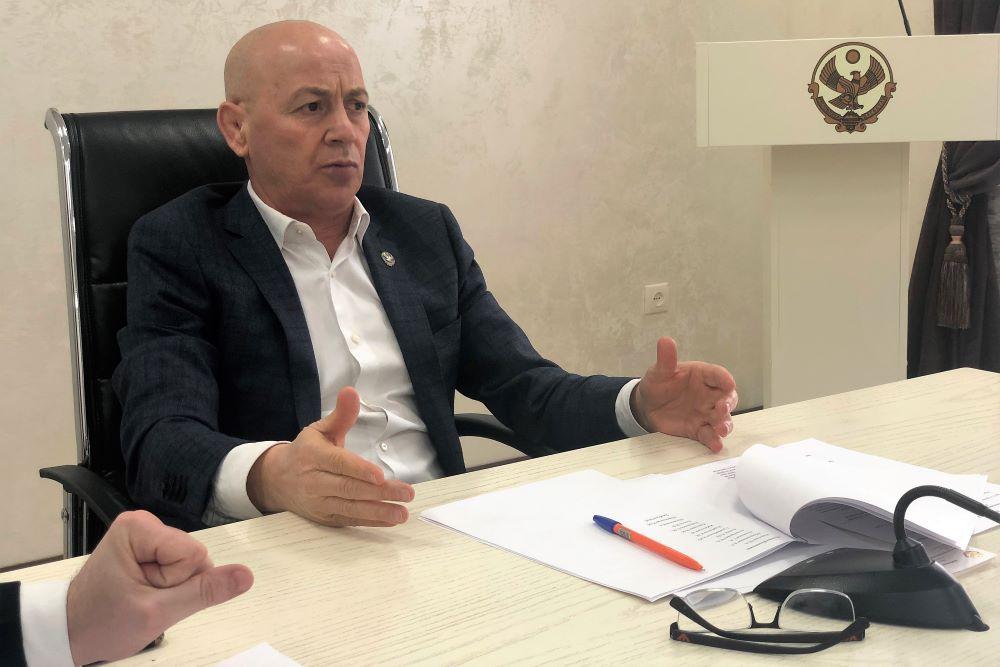 Набиюла Карачаев покинул пост министра природных ресурсов Дагестана