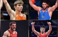 Артем Здунов поздравил дагестанских борцов с победами на чемпионате Европы
