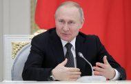 Путин поддержал идею внести в Конституцию норму об уважении к людям труда