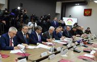 Владимир Васильев принял участие в выездном совещании Совета безопасности России