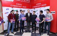 Объявлены победители республиканского IT-форума KIRGU CYBER FEST