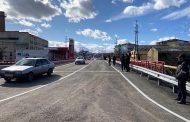 В Буйнакске открыт для проезда мост, построенный взамен рухнувшего в 2018 году
