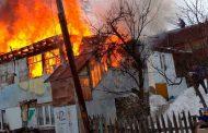 В Цунтинском районе потушен крупный пожар