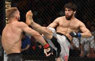 UFC: Мустафаев проиграл Ридделлу. Тухугов нокаутировал Агилара