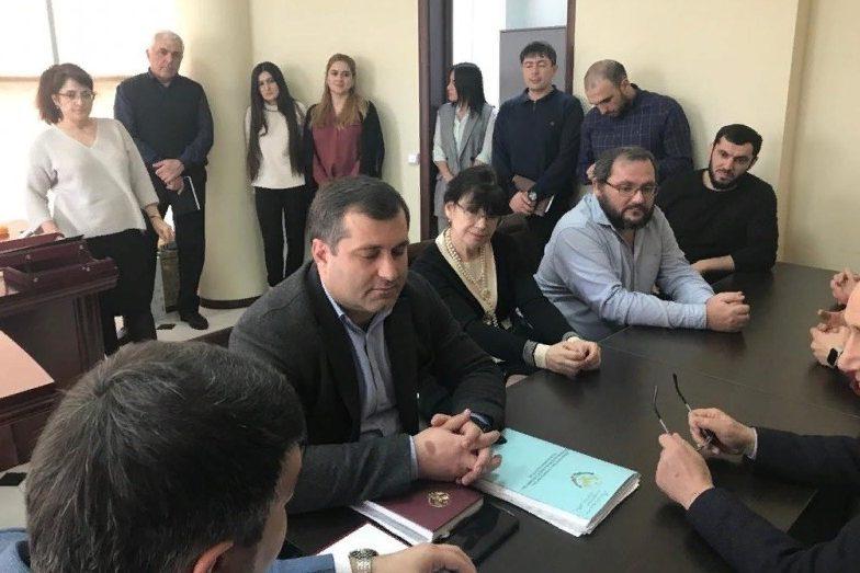 «Сейсмобезопасность» в качестве врио возглавил Расим Сулейманов