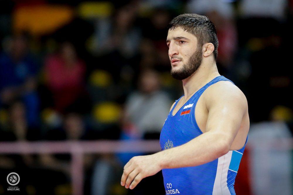 Дагестанские вольники завоевали восемь золотых медалей чемпионата России
