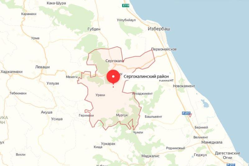 Арестован начальник тыла отдела МВД по Сергокалинскому району