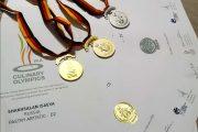 Шахсалан Исаева завоевала три медали Всемирной кулинарной олимпиады в Германии (ФОТО, ВИДЕО)