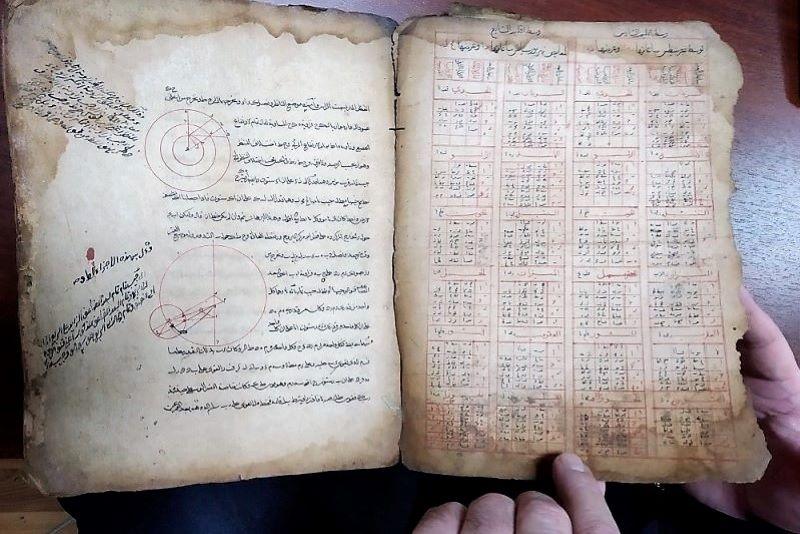 В Дагестане нашли рукописный перевод труда «Астрономия Птолемея»
