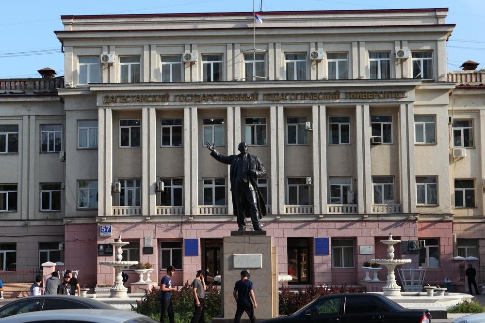 Утвержден список кандидатов на пост ректора ДГПУ