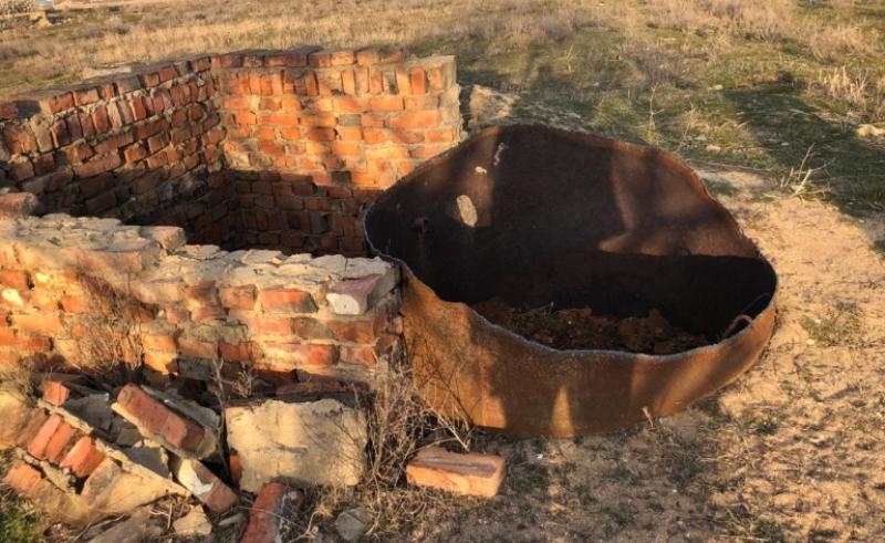 Житель Дагестана, находящийся под следствием, украл водонапорную башню