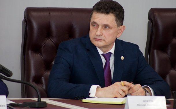 Николай Павлов: «Мы возвращаемся к обязательному масочному режиму»