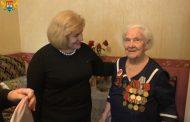 В Махачкале в преддверии 8 марта поздравили женщин – ветеранов Великой Отечественной войны