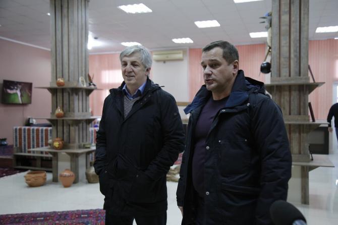 Дербентский музей-заповедник возглавил Виктор Чесноков