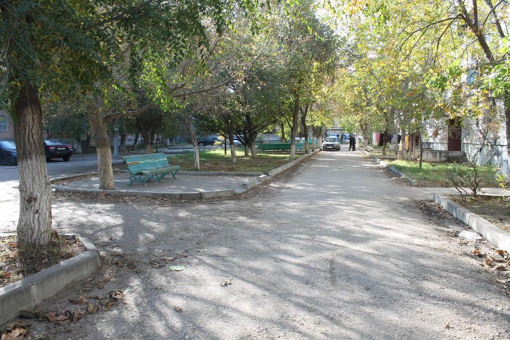 В 2020 году в Избербаше благоустроят 8 дворов и 4 общественные территории