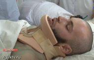 В Дербенте пациенту, который повредил шейные позвонки, восстановили работу спинного мозга