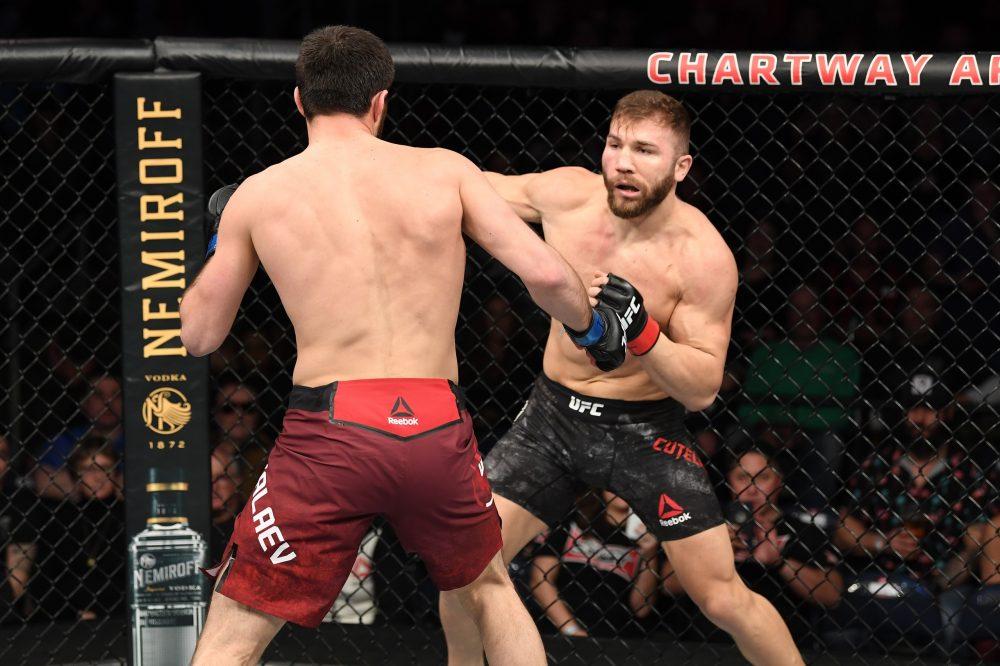 Соперник Анкалаева намерен подать апелляцию на результат их боя в UFC