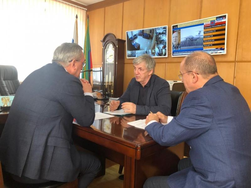 В Дербенте планируют построить новую многопрофильную больницу