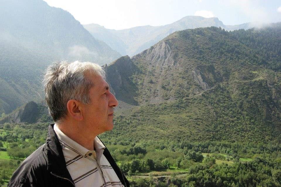 Умер дагестанский писатель и драматург Шапи Казиев