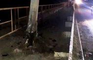 В Буйнакском районе машина врезалась в столб: водитель погиб