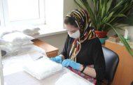 Колледж в Избербаше начал производство медицинских масок