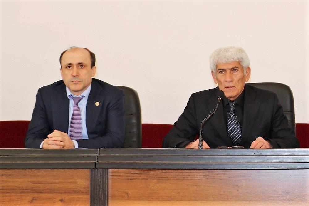 Алим Темирбулатов примет участие в выборах главы Кайтагского района