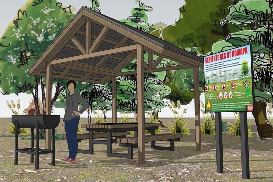 Мэрия Махачкалы приняла решение о создании в Эльтавском лесу зоны для пикника