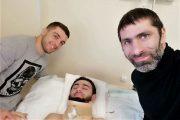 Грэпплер из Дагестана, получивший перелом шеи на турнире, перенес вторую операцию (ВИДЕО)
