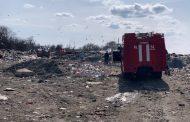 В Кизляре задымилась свалка. Вице-мэр города не исключает, что это результат поджога
