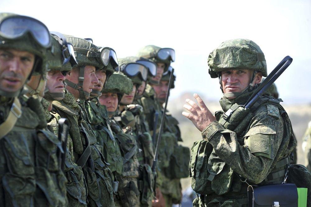 Морская пехота Каспийской флотилии примет участие в параде в Новочеркасске