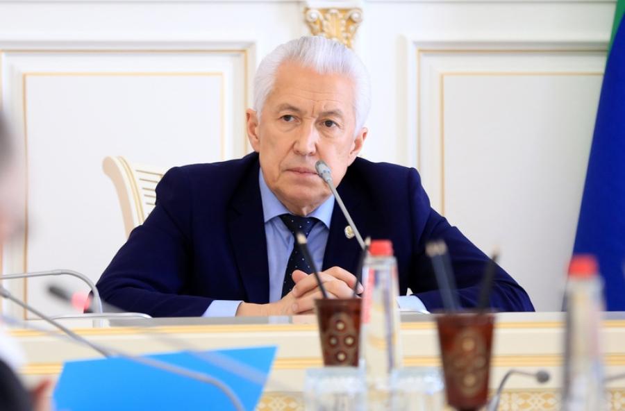 Владимир Васильев: «Задача стоит так, чтобы строить лучше, качественнее, быстрее и больше»