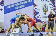 Юниоры Дагестана завоевали 16 медалей на первенстве России по вольной борьбе