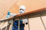 В Дагестане приступили к дезинфекции в подъездах многоквартирных домов
