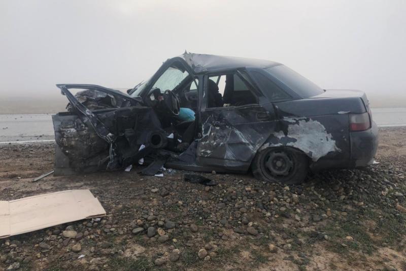Жители Дагестана стали жертвами ДТП на дорогах в Ростовской области и Калмыкии