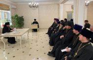 Архиепископ Варлаам: новые храмы будут построены в трех городах и четырех селах Дагестана