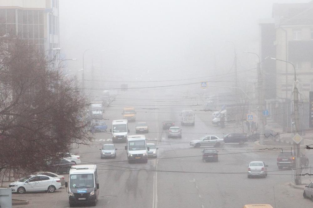 Туман парализовал работу аэропорта Махачкалы