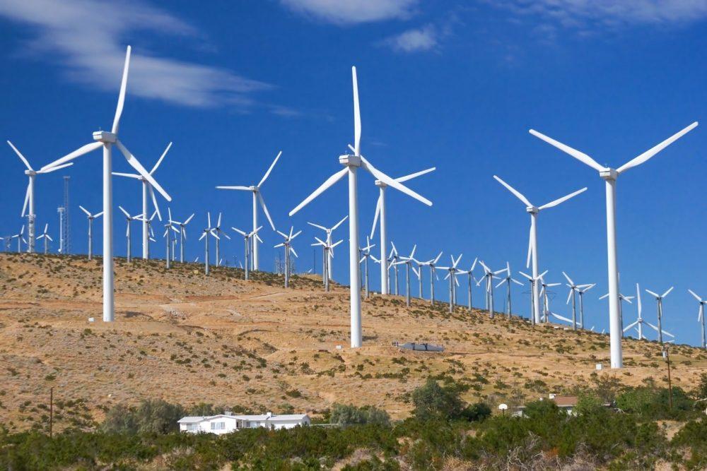 В Южно-Сухокумске планируется наладить серийное производство ветрогенераторов