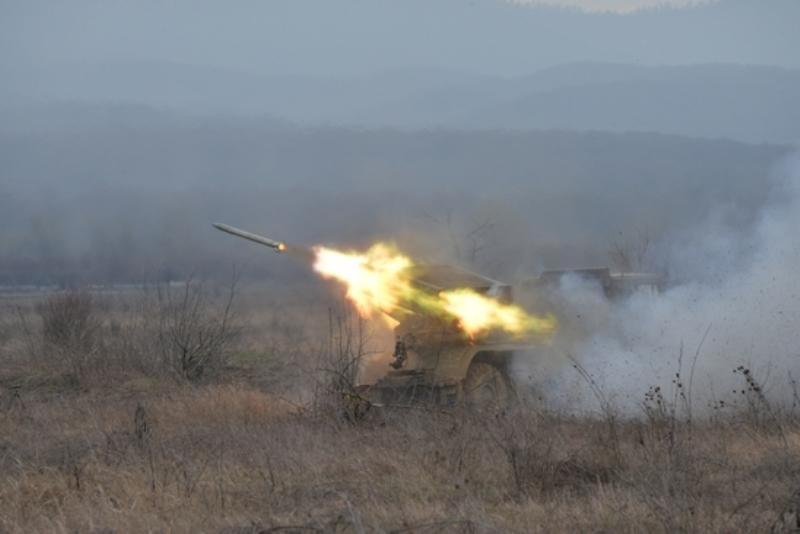 Бойцы ЮВО в Дагестане приступили к сдаче контрольной проверки за 2020 год