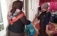 В Дагестане проходит акция помощи пожилым людям и многодетным семьям в период пандемии