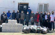 Гунибский район присоединился к благотворительной акции «Продукты в каждый дом»