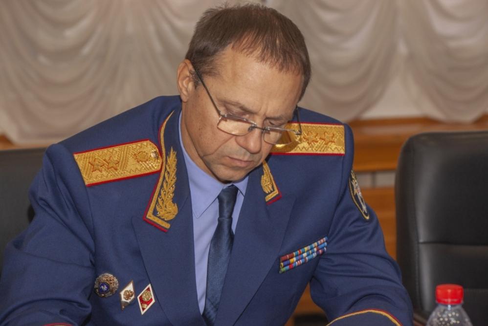 Экс-глава управления СКР по Дагестану назначен заместителем председателя СК России