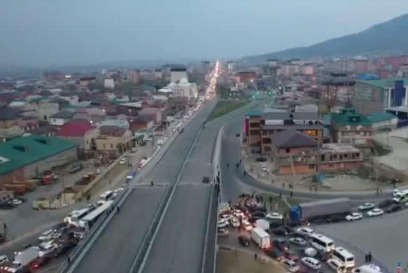 ГИБДД изменила порядок въезда автомобилей в Махачкалу