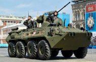 В Ростов прибыла военная техника для проведения Парада Победы